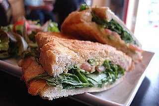 'Wich of the Week: Avo Spinach Panini