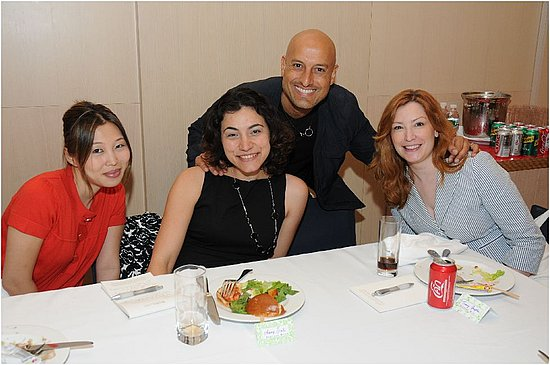 Pictures from the Wedding Bloggers Luncheon in NYC hosted by Brides.com!
