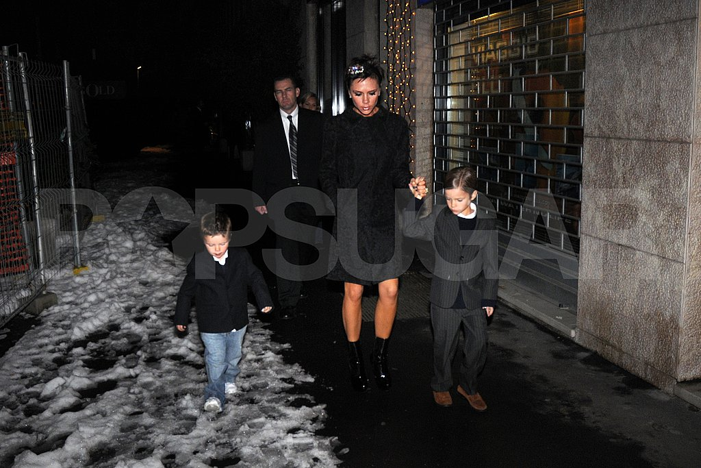 Victoria and the Boys Go Out