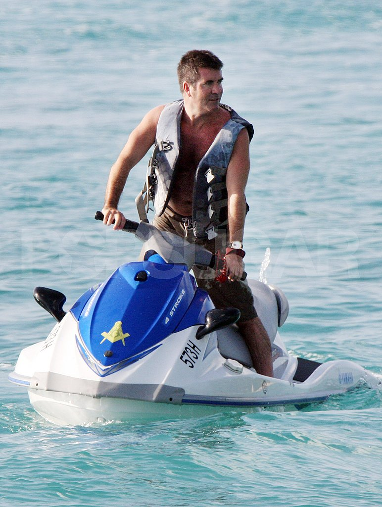 Ryan and Simon Vacationing Together