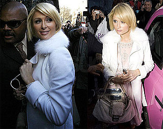 Photos of Paris Hilton Promoting My New BFF in London
