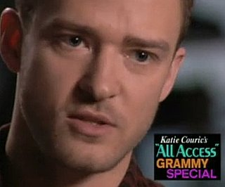 Justin Timberlake Video to Promote the Grammys