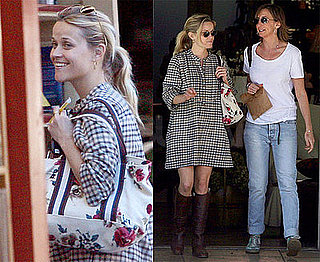 Photos of Reese Witherspoon Shopping in LA 2009-02-02 16:30:30