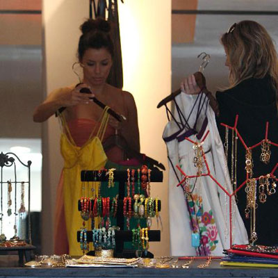 Eva Longoria Shopping in LA 2008-04-23 23:33:22