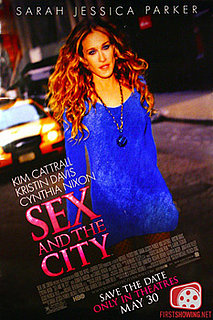 New Sex and the City Movie Poster — Love It or Leave It?