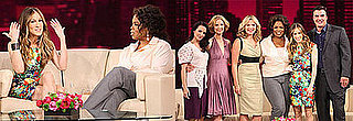 Sex and the City Hits Oprah's Couch and Rewards Some Fans!