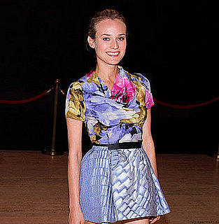 Diane Kruger Out in NYC