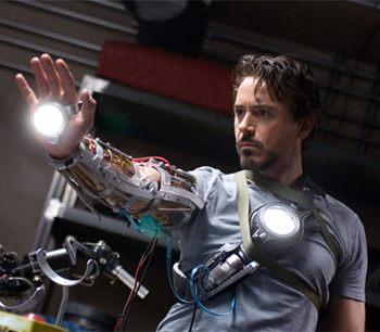 Iron Man Is No. 1 at the Weekend Box Office
