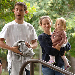 Tobey Magure Out in LA with Jennifer Meyer and Ruby