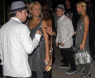 Photos of Paris Hilton Filming Her Reality Show