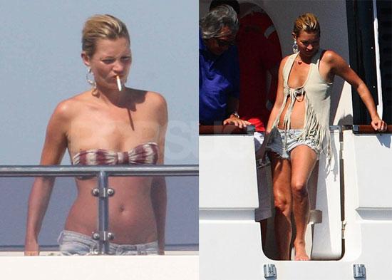 Kate Moss Bikini Photos