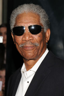 Photo of Morgan Freeman Who Was Recently in a Serious Car Accident