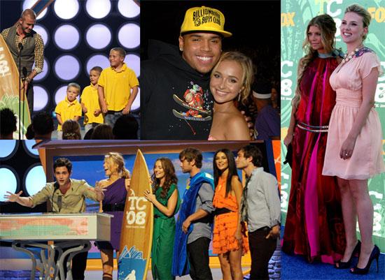 Teen Choice Awards: Roundup