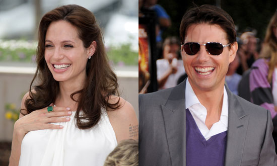 Angelina Jolie to Replace Tom Cruise in Edwin A. Salt