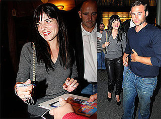 Photos of Selma Blair Holding Hands With New Guy Friend in Berlin