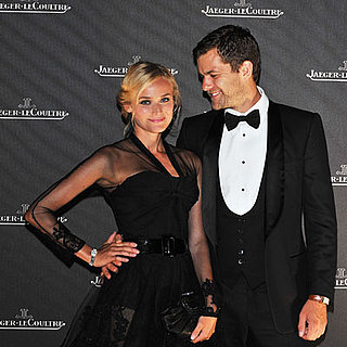 Joshua Jackson and Diane Kruger in Venice