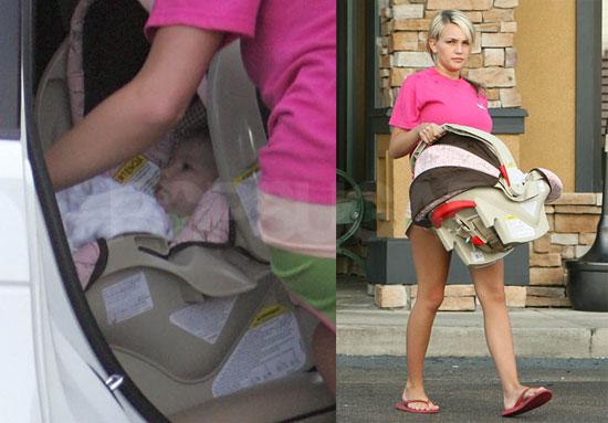 Photos of Jamie Lynn With Daughter Maddie