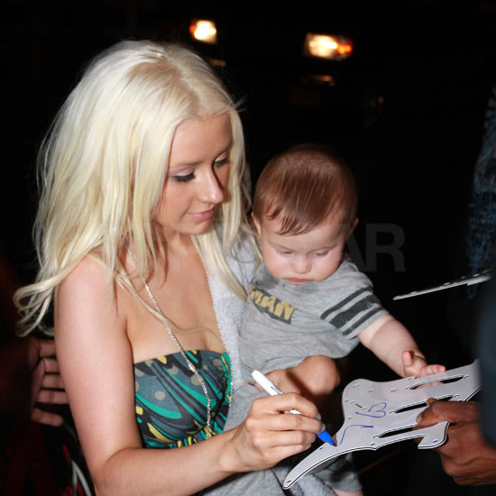 Mommy's Autograph