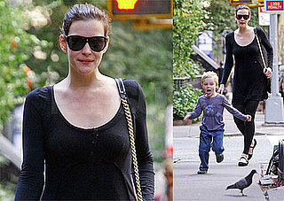 Photos of Liv Tyler With Milo Landon in New York City