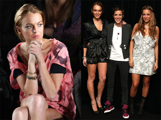 Interview with Ann Dexter-Jones, Samantha Ronson's Mom About Samantha Ronson and Lindsay Lohan Being A Cute Couple