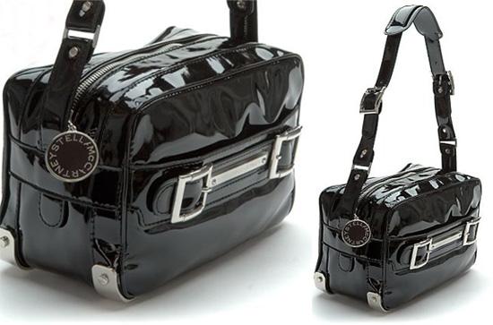 Stella McCartney Patent Leather Camera Bag $1,235