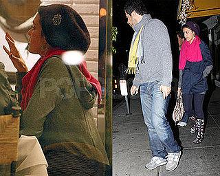 Photos of Jessica Alba and Cash Warren at Frida in LA