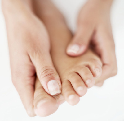 Fit Tip: Massage Your Feet and Lower Legs Before a Run