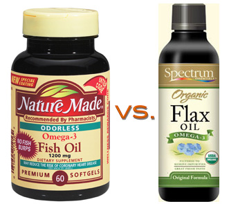 Flaxseed oil popsugar fitness for Flaxseed oil or fish oil