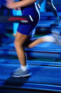 Get It Up, Your Heart Rate That Is: Interval Sprints on Treadmill