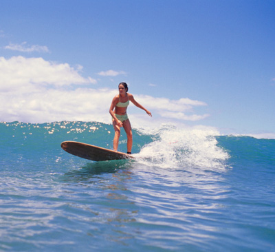 Burn It Up in the Sun and Surf