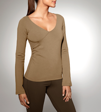 Brigitte Long Sleeved Top