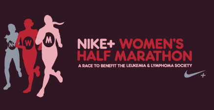 Run Like a Girl: Nike+ Women's Half Marathon