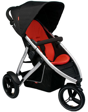 Strollin': Win a phil & teds Vibe!