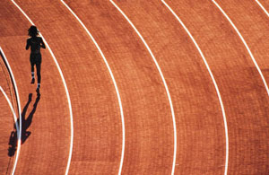 Winterize Your Workouts: Indoor Track Tips