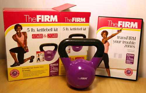 Gear Review: The Firm Kettlebell Kit