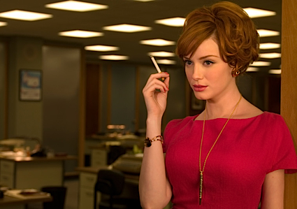 Being Joan Holloway
