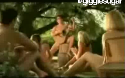 Nudist Colony by Budweiser - FunnyAdSpotcom