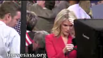Fox News' Megyn Kelly Is Obsessed With Her Hair