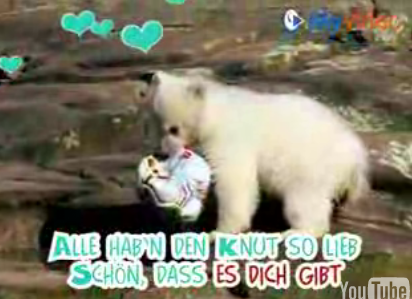 Children Sing Knut the Polar Bear Song in German