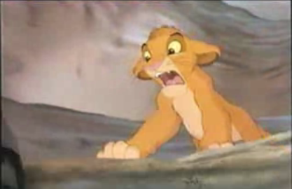 The Lion King in Five Seconds