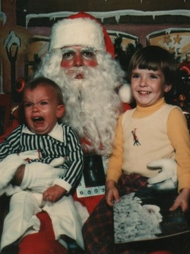 Creeped Out by Santa