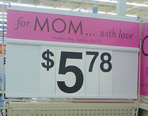 Another Missed Mother's Day Opportunity!