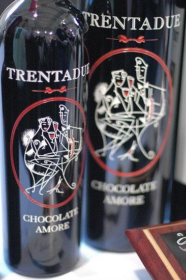 Happy Hour: Trentadue Chocolate Amore