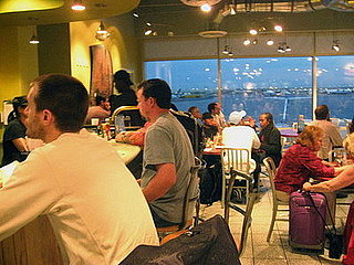 Do You Dine in Airport Restaurants?