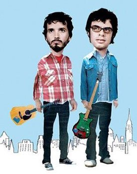 Fall in Love With Flight of the Conchords Again (or At Last)