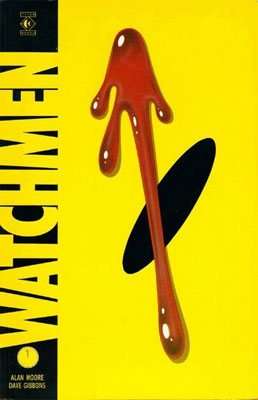 Buzz Book Club: Watchmen