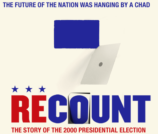 CitizenSugar's Preview for the HBO Movie Recount