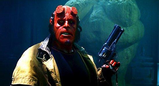 Hellboy Meets Chuck, James Lipton in New Promos