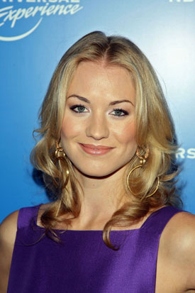 Interview with Yvonne Strahovski from Chuck