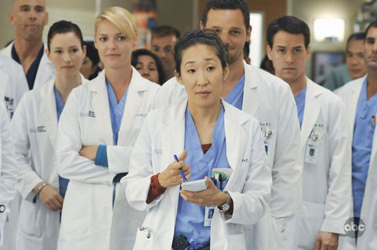 "Grey's Anatomy Rundown: Season 5, Episode 5, ""There's No 'I' in Team"""